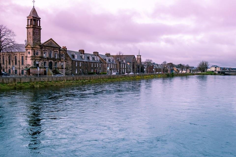 Ciudad de Inverness