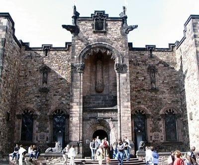 Memorial Nacional de la Guerra de Escocia