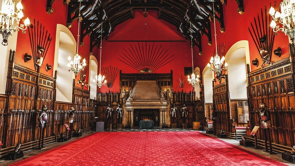 Palacio Real del Castillo de Edimburgo
