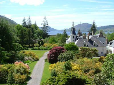 Lugares cerca de Eilean Donan Castle