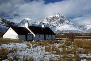 Alojamiento para disfrutar de Glencoe