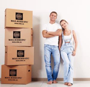 Soluvciones de envío y embalaje