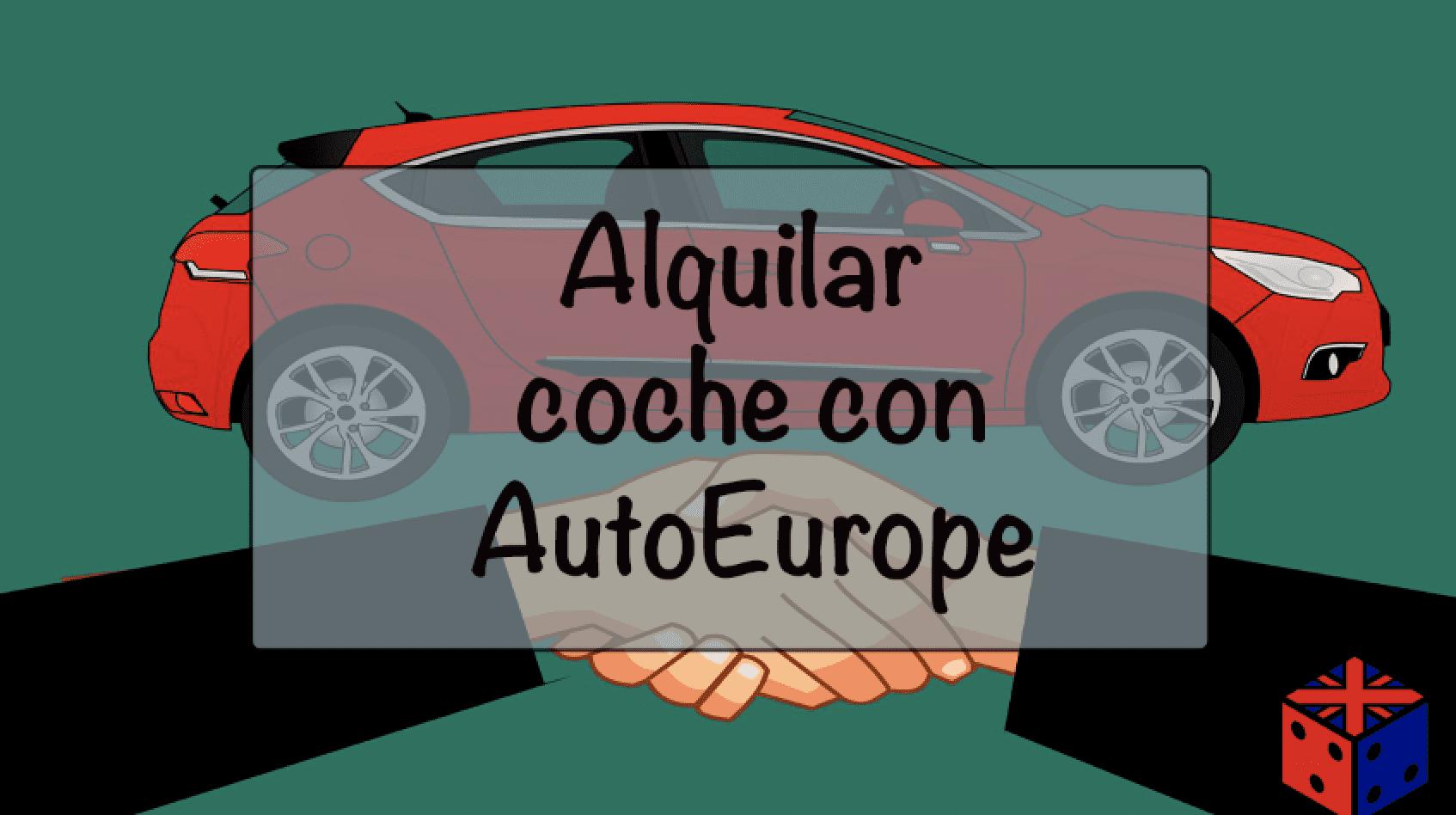 Alquilar coche con Autoeurope