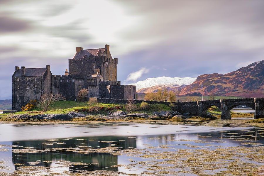 Visitar Eilean Donan Castle