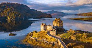 Precio del Eilean Donan Castle