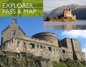 tarjeta turística escocia