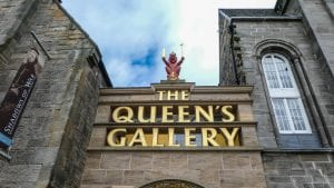 Galeria de la Reina Holyroodhouse