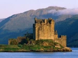 Leyenda del Eilean Donan Castle