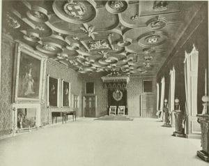 Holyroodhouse fotografìa de 1914