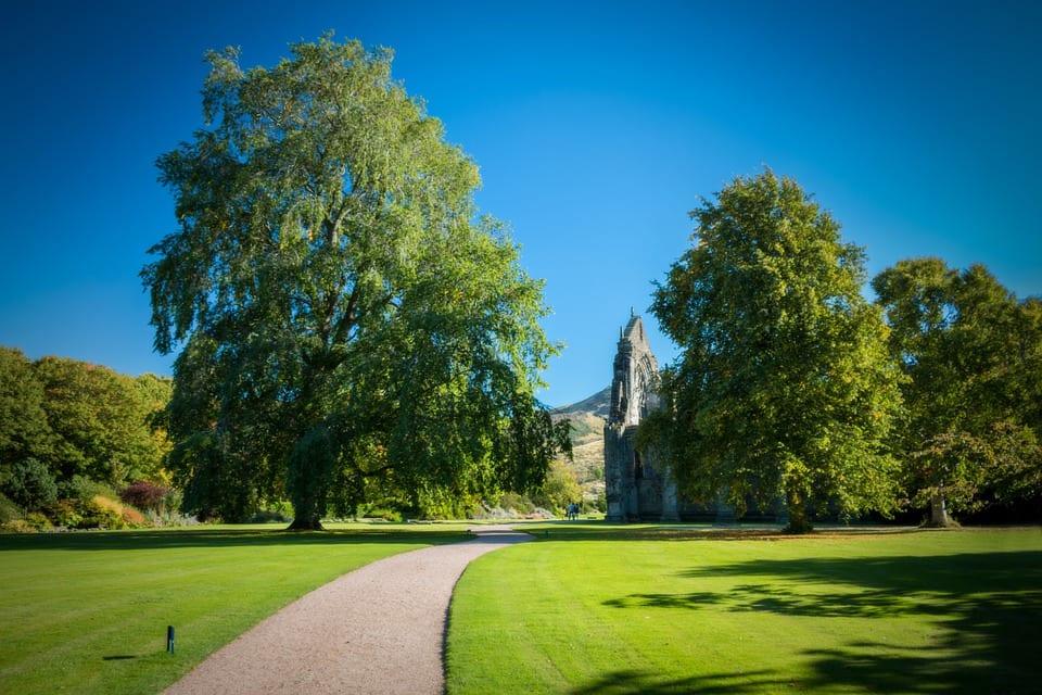 Holyrood Gardens