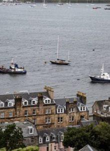 Lugares al Norte de Edimburgo para hcer excursiones