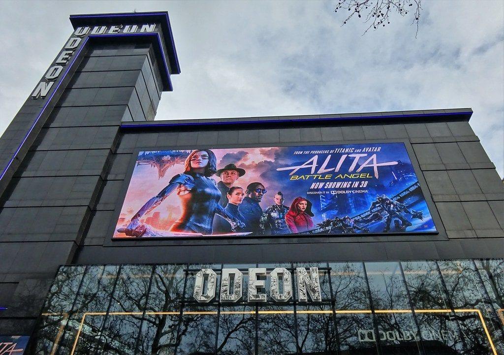 Odeon Theatre Londres