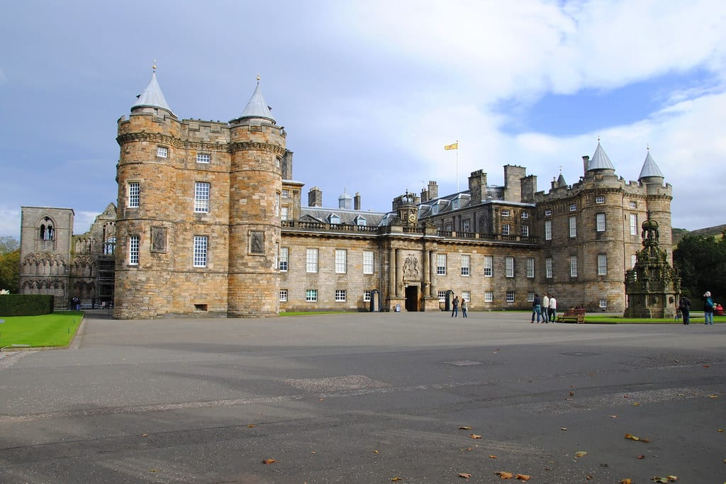 Holyrood Palace Escocia