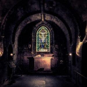 Visitar la Rosslyn Chapel en Roslin