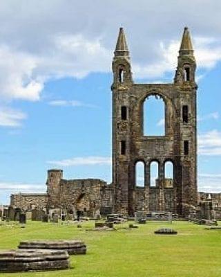 Hacer excursiones con historia desde Edimburgo