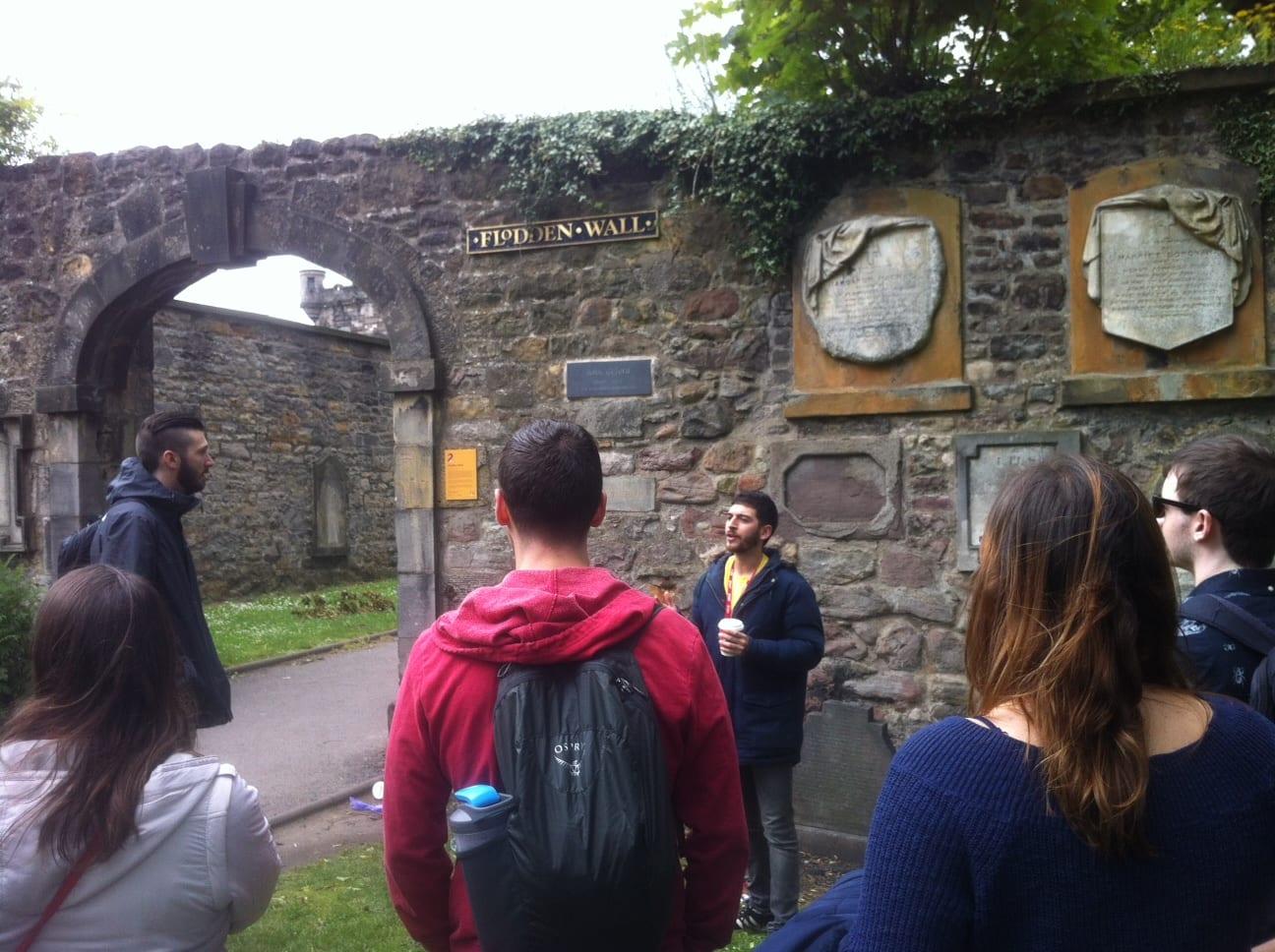 Free Tour de Edimburgo con guía