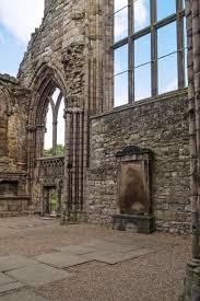 Ruinas de la Abadia Holyroodhouse