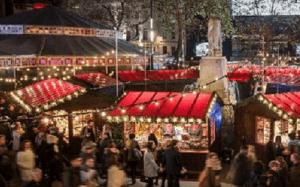 navidad en Leicester Square