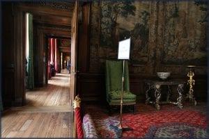 aposentos Holyrood Palace