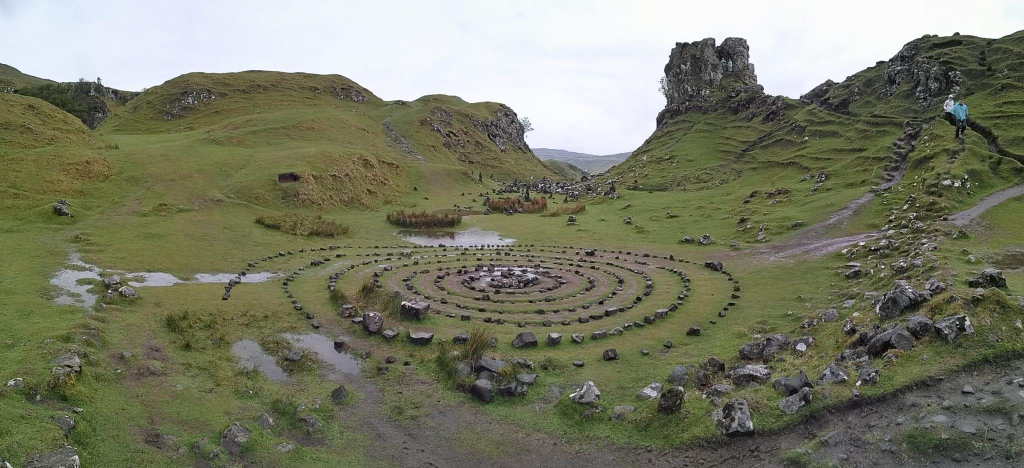 Guía de visita al Fairy Glen