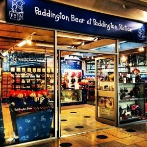 Paddington compras en tiendas