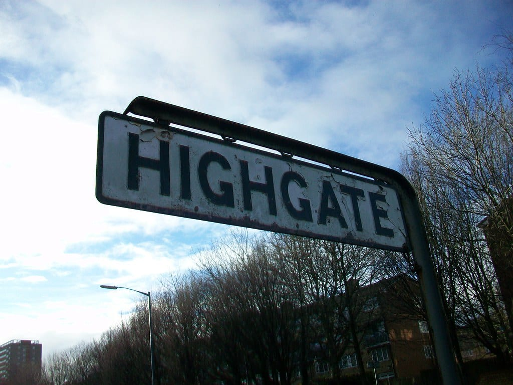 Visitar el barrio de Highgate