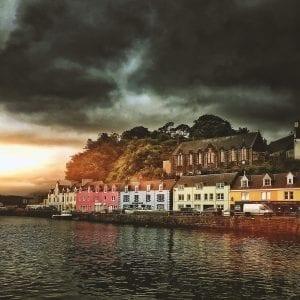Guía de Portree, Isla de Skye