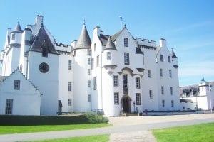 Castillo Blair Escocia