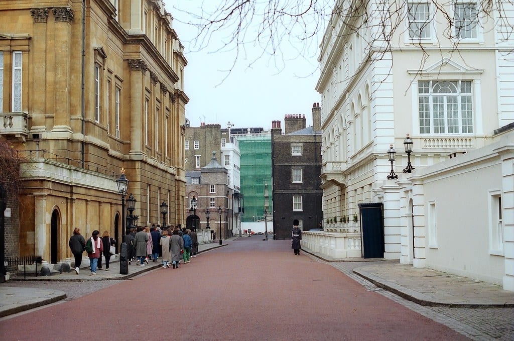 Visitar el edificio Clarence House en Londres