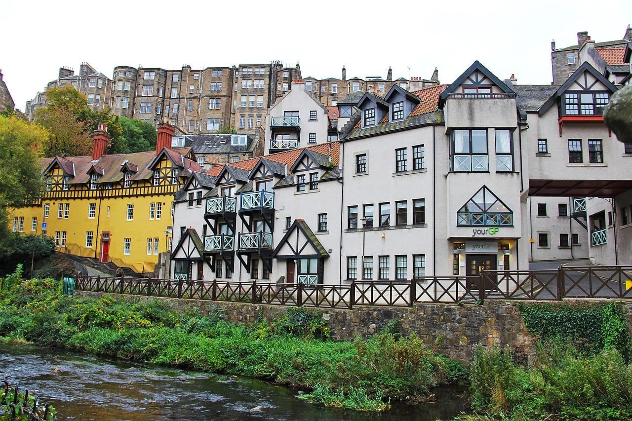 Dean Village Guía para Visitar Dean Village en Edimburgo