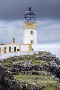 Visitar el Neist Point en Escocia