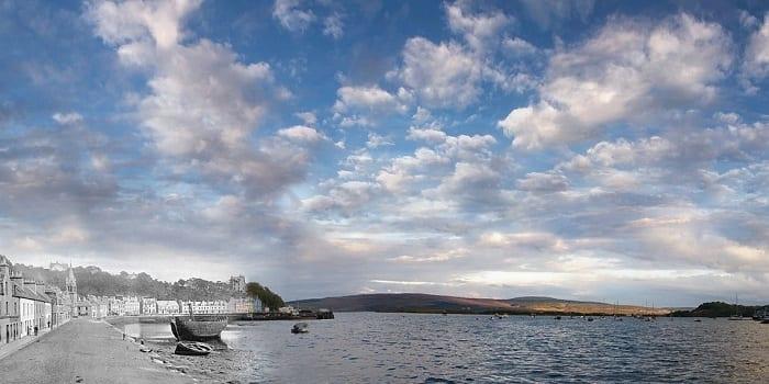 Isla de Mull Oban