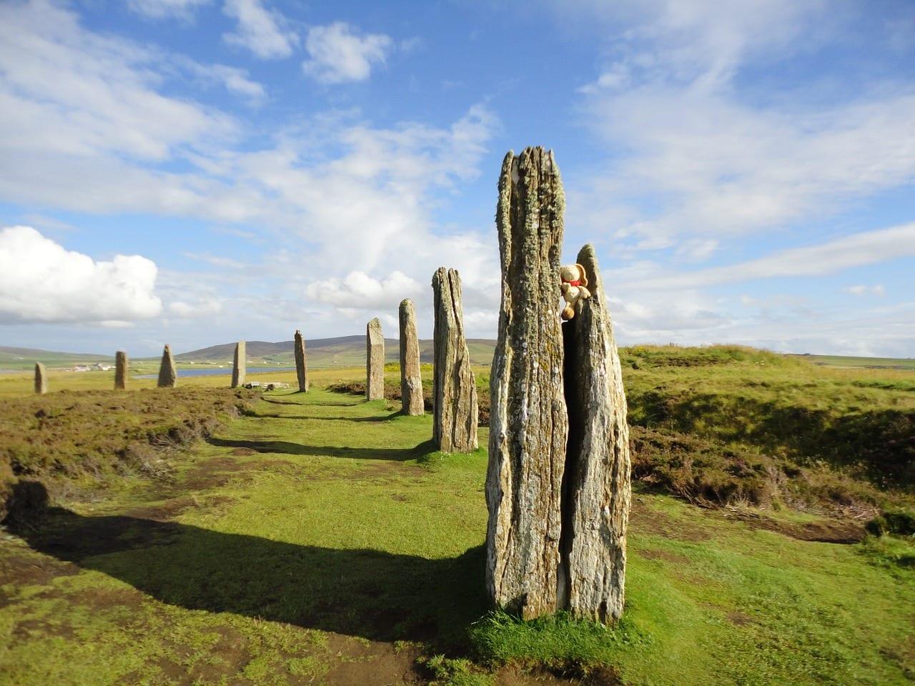 Viajar a las Islas Orcadas en Escocia