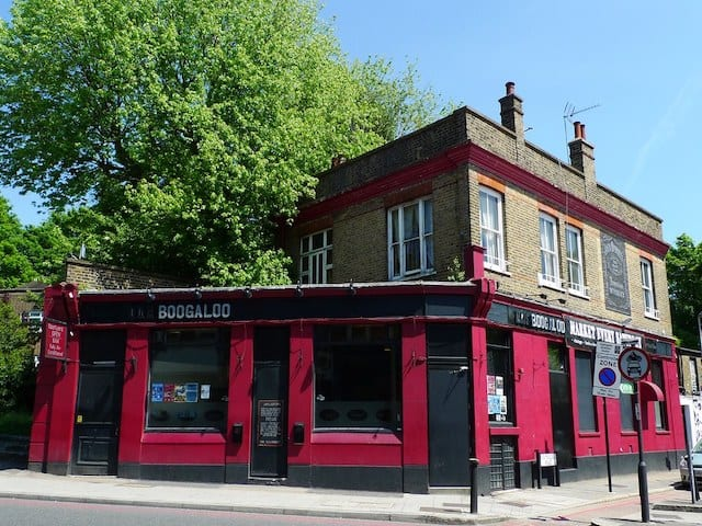 Bares y pubs en Highgate