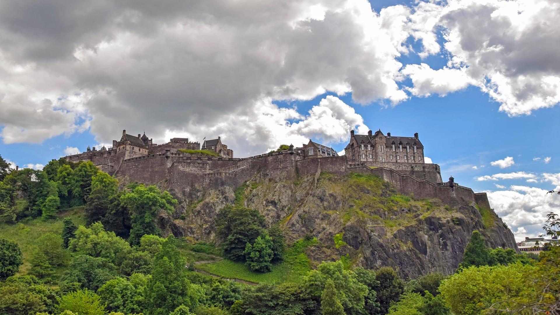 Viajes por Reino Unido, como Edimburgo