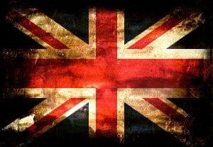 Información y bandera de Reino Unido
