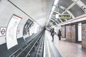 El Increíble Metro de la Ciudad Británica
