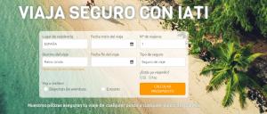 calcula tu presupuesto de IATI seguros desde su página web