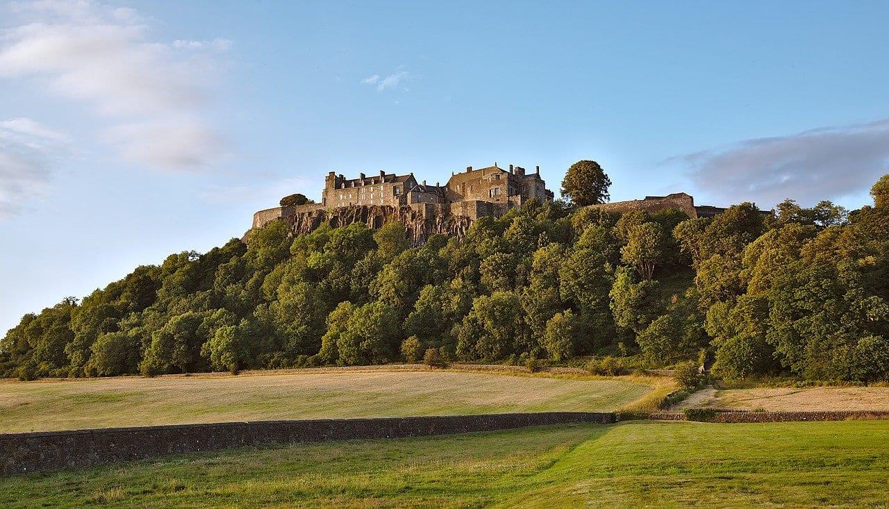 Visitar el Castillo de Stirling en Escocia