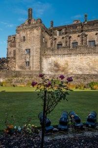 Precio del Castillo de Stirling
