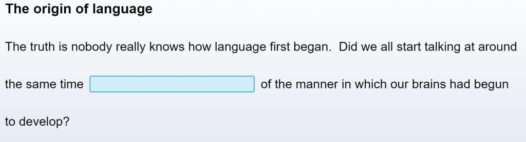 Uno de los aspectos más importantes para aprobar el use of english es conocer expresiones hechas en inglés.